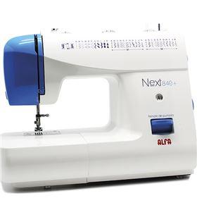 Maquina coser Alfa next840+ azul A0841 Máquinas de Coser - A0841