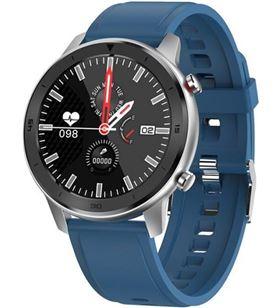 Reloj inteligente Innjoo voom sport con correa color azul - pantalla 3.38cm IJ-VOOM SPORT A - 6928978216923