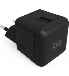 Bq E000786 negro cargador red salida 2.1a 5v usb Cargadores - +22414