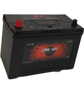 Battery bateria coche bs105720j-i 105ah polaridad izquierda fijac. b03 - BS105720J-I