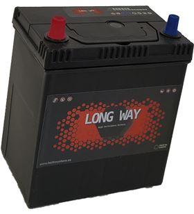 Battery bateria coche bs40300j-i 40ah polaridad izquierda fijac. b00 - BS40300J-I