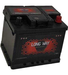 Battery bateria coche bs50400 50ah polaridad derecha fijac. b13 - BS50400