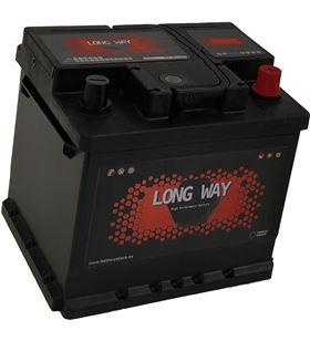 Battery bateria coche bs52440h 52ah polaridad derecha fijac. b13 - BS52440H