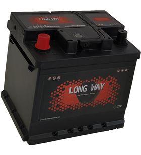 Battery bateria coche bs52440-i 52ah polaridad izquierda fijac. b13 - BS52440-I