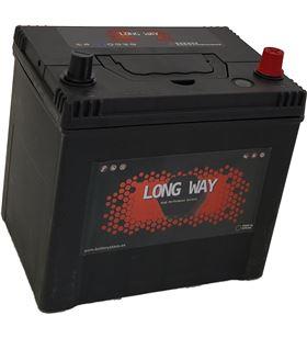 Battery bateria coche bs60500j 60ah polaridad derecha fijac. b00 - BS60500J