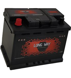 Battery bateria coche bs62560-i 62ah polaridad izquierda fijac. b13 - BS62560-I