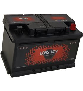 Battery bateria coche bs74700 74ah polaridad derecha fijac. b13 - BS74700