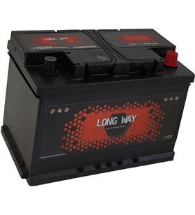 Battery bateria coche bs76720h 76ah polaridad derecha fijac. b13 - BS76720H