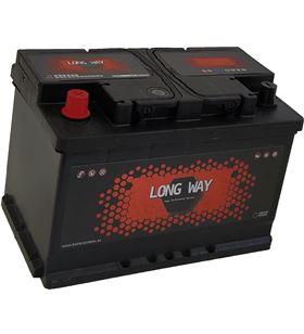 Battery bateria coche bs76720-i 76ah polaridad izquierda fijac. b13 - BS76720-I