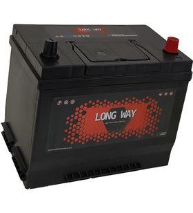 Battery bateria coche bs80520j 80ah polaridad derecha fijac. b14 - BS80520J