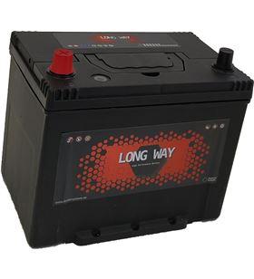 Battery bateria coche bs80520j-i 80ah polaridad izquierda fijac. b14 - BS80520J-I