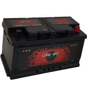 Battery bateria coche bs90780 82ah polaridad derecha fijac. b13 - BS90780
