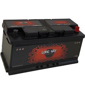 Battery bateria coche bs95800 95ah polaridad derecha fijac. b13 - BS95800