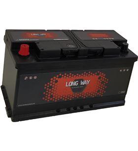 Battery bateria coche bs97820-i 97ah polaridad izquierda fijac. b13 - BS97820-I