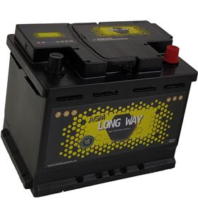 Battery bateria start-stop agm bsagm60680 60ah polaridad derecha fijac. b13 - BSAGM60680
