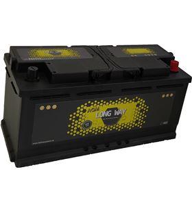Battery bateria start-stop agm bsagm105900 105ah polaridad derecha fijac. b13 - BSAGM105900