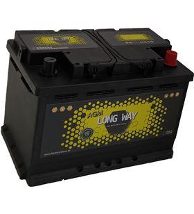 Battery bateria start-stop agm bsagm70760 70ah polaridad derecha fijac. b13 - BSAGM70760