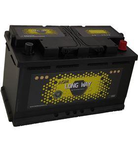 Battery bateria start-stop agm bsagm80800 80ah polaridad derecha fijac. b13 - BSAGM80800