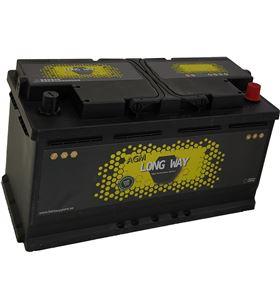 Battery bateria start-stop agm bsagm95850 95ah polaridad derecha fijac. b13 - BSAGM95850