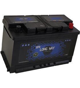 Battery bateria start-stop efb bsefb80820 80ah polaridad derecha fijac. b13 - BSEFB80820