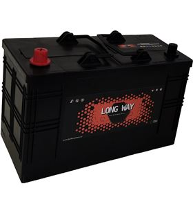 Battery bateria camión bs115720t-i 115ah polaridad izquierda fijac. b00 - BS115720T-I