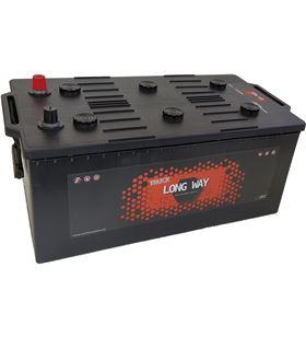 Battery bateria camión bs2201200t-i 220ah polaridad izquierda fijac. b00 - BS2201200T-I