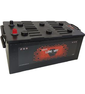 Battery bateria camión bs2251225t 225ah polaridad derecha fijac. b00 - BS2251225T