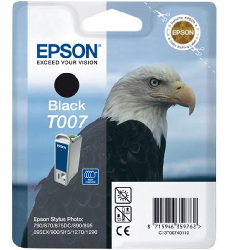 Epson tinta impresión stylus photo 870/1270 PZC13T00741 - 862334-EPSON-C13T00740120-10291