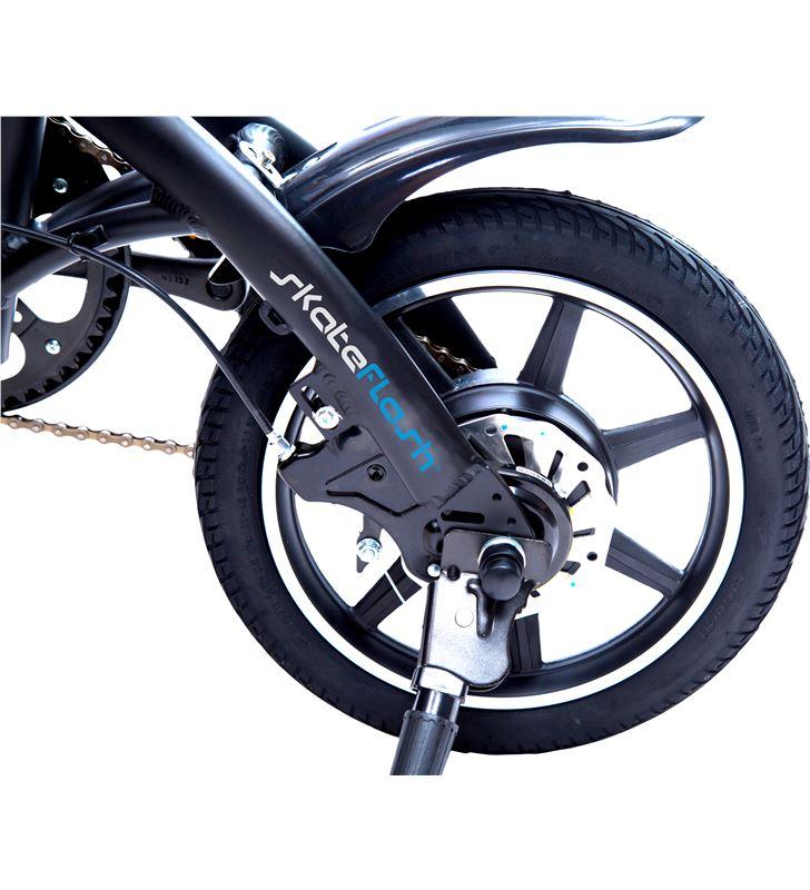 Skateflash EBIKE_COMPACT bicicleta eléctrica skate flash e-bike compact negra - 78583982_2826724037