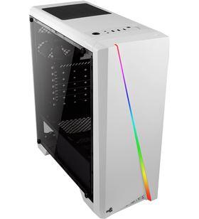 Caja semitorre atx/mini-itx Aerocool CYLONW - led rgb - int 2x3.5/2x2.5 - 1 - AER-CAJA CYLONW