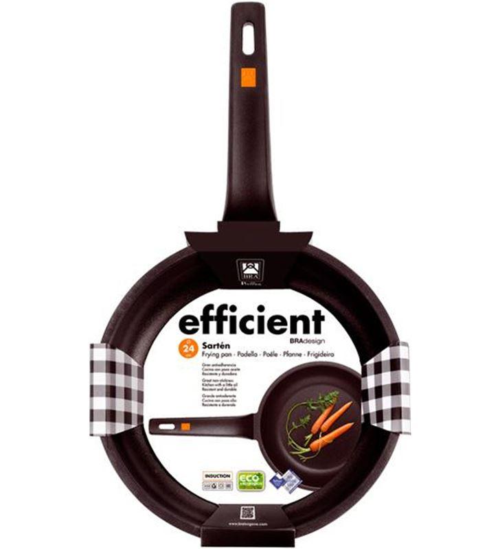 Sarten inducción Bra A271224 de 24cm, modelo efic.. - 63145595_8013722007