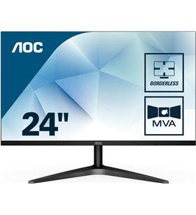 Aoc 24B1H monitor led - 23.6''/59.9cm - 1920*1080 - 60hz - 16:9 - 250cd/m2 - - AOC-M 24B1H