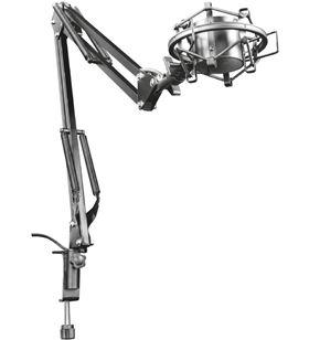 Brazo para micrófono Trust gaming gxt 253 emite - diseño giratorio 360º - c 22563 - TRU-MIC 22563
