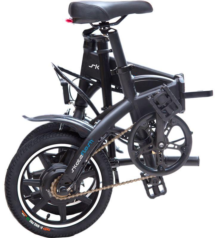 Skateflash EBIKE_COMPACT bicicleta eléctrica skate flash e-bike compact negra - 78583982_5984169159