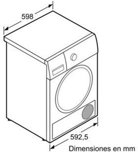 Secadora Siemens WT46G209ES 9kg condensación Secadoras Condensación - SIEWT46G209ES