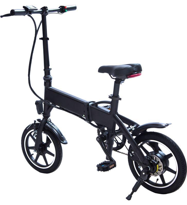 Skateflash EBIKE_COMPACT bicicleta eléctrica skate flash e-bike compact negra - 78583982_9565903438
