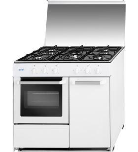Svan cocina convencional SVK9552GBB, gas butano Cocinas vitroceramicas - SVK9552GBB