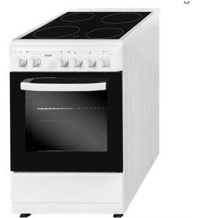 Svan cocina convencional SVK5502EVB, 4 fuegos Cocinas vitroceramicas - 8436545121290