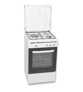 Rommer cocina convencional gas VCH350FGNAT Cocinas vitroceramicas - 8426984115059