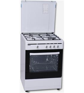 Rommer cocina convencional VCH461NAT natural 4fuegos - 8426984115134