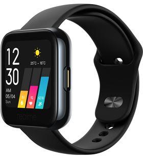 Sihogar.com WATCH 161 BLACK realme watch smartwatch táctil 1.4'' frecuencia cardíaca oxígeno en sangre - +22694