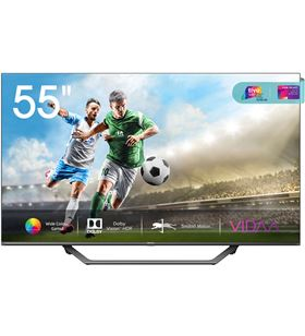 Televisor led Hisense 55A7500F - 55''/139cm - 3840*2160 4k - hdr - dvb-t2/t/ - HIS-TV 55A7500F