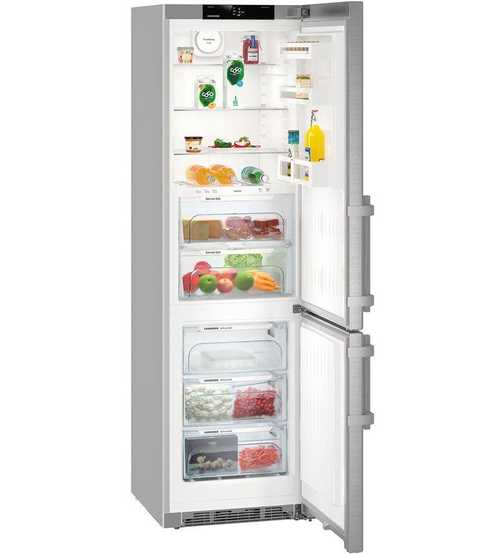 Liebherr CBNEF4835_21 frigorífico combi cbnef-4835-21 clase d 201x60 no frost acero i - 79823959_8387706413