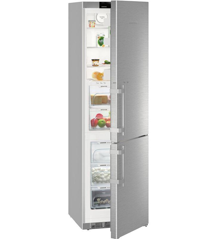 Liebherr CBNEF4835_21 frigorífico combi cbnef-4835-21 clase d 201x60 no frost acero i - 79823959_3827540287