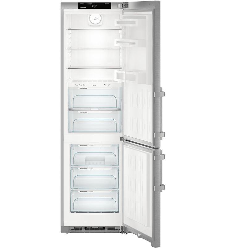 Liebherr CBNEF4835_21 frigorífico combi cbnef-4835-21 clase d 201x60 no frost acero i - 79823959_3943306190