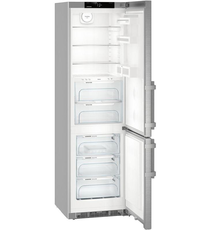 Liebherr CBNEF4835_21 frigorífico combi cbnef-4835-21 clase d 201x60 no frost acero i - 79823959_1632428348