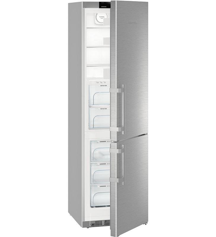 Liebherr CBNEF4835_21 frigorífico combi cbnef-4835-21 clase d 201x60 no frost acero i - 79823959_0021502404