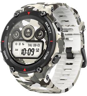 Reloj inteligente huami Amazfit t-rex camouflage green - pantalla 3.30cm am W1919OV4N - W1919OV4N