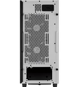 Caja semitorre Aerocool flo white - 2*usb 3.0 / 2*usb 2.0 - hd audio y mic FLOWH - AER-CAJA FLOWH
