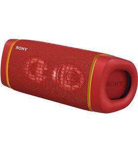 Altavoz port. Sony srs-xb33r extra bass ™, x-balance d speaker unit, rojo SRS-XB33R RED - SRSXB33R